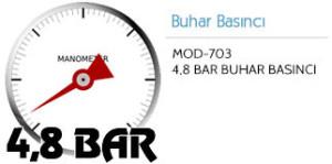 703 Uniblock Bar Basıncı
