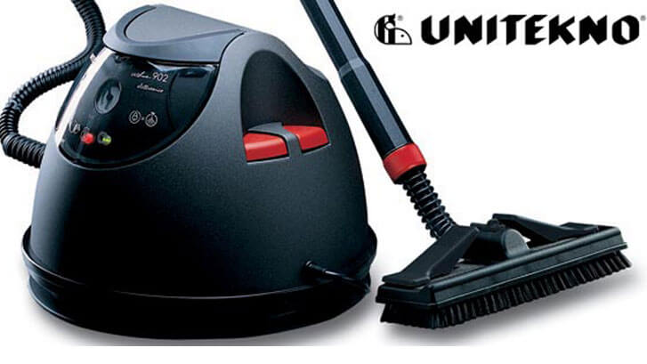 Unitekno 902 Automatico Buharlı Temizlik Robotu
