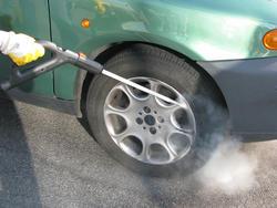 Buharlı Temizlik Otomobil Temizliği