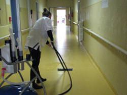Buharlı Temizlik Hastahane Temizliği & Sanitasyon
